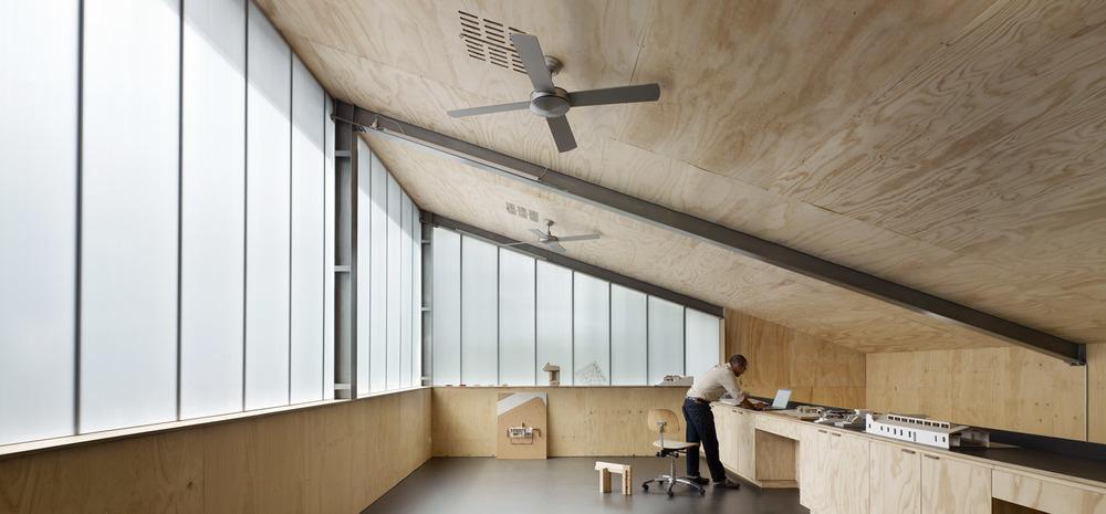 Botany Studio House office (10)