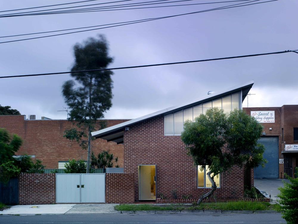 Botany Studio House office (12)