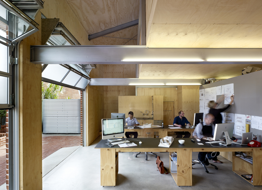 Botany Studio House office (7)