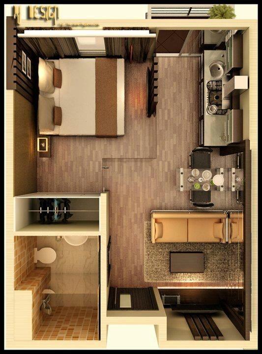 apartment-condo floor plan (1)