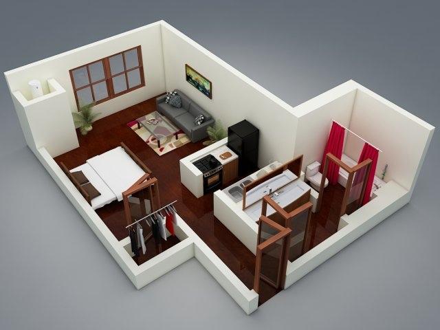apartment-condo floor plan (12)