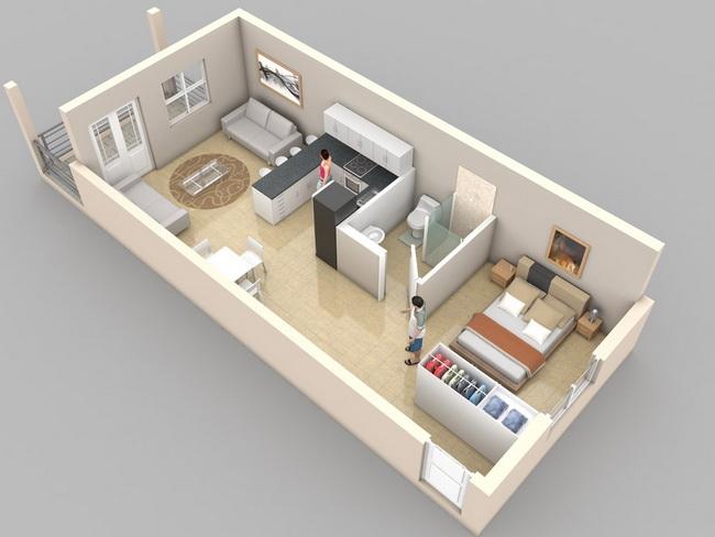 apartment-condo floor plan (15)