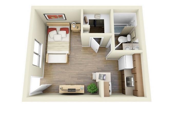 apartment-condo floor plan (23)