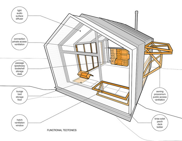 garage refurnished new style waterfront house (12)_resize