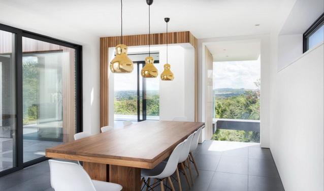 modern house under nature circumstance with zen garden (10)