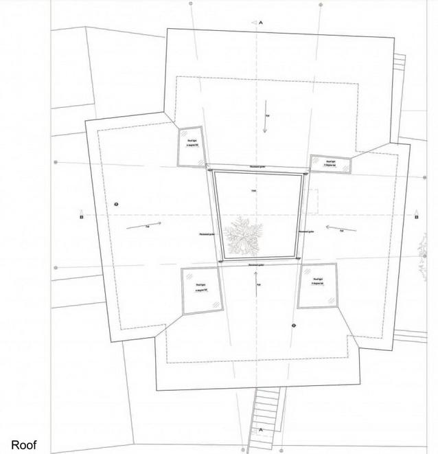 modern house under nature circumstance with zen garden (20)