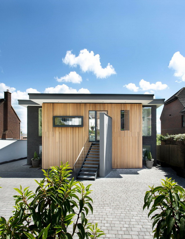 modern house under nature circumstance with zen garden (4)