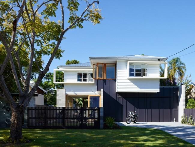 modern terrace house for family life (1)