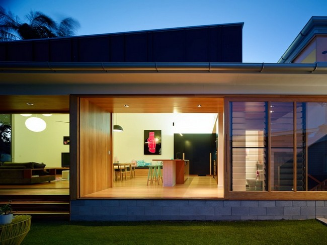 modern terrace house for family life (12)