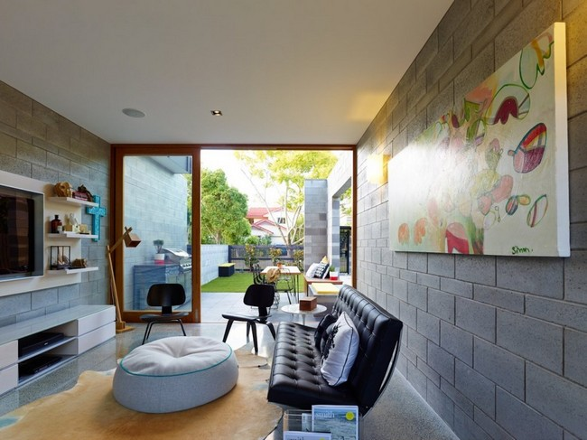 modern terrace house for family life (31)
