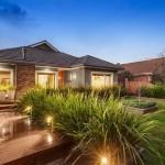 แบบบ้านชั้นเดียวร่วมสมัย มากับสวนสวยๆและมุมพักผ่อน สร้างความสุขของชีวิต