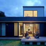 สถาปนิกญี่ปุ่น ออกแบบบ้านสไตล์โมเดิร์น สำหรับชีวิตนักดนตรีนอกเมือง
