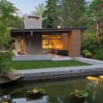 Urban Cabin บ้านชั้นเดียวแนวโมเดิร์น กับชีวิตเรียบง่ายท่ามกลางธรรมชาติ