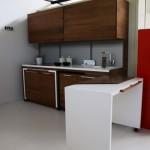 Cresco Kitchen ตกแต่งห้องครัวเอนกประสงค์ สำหรับบ้านเนื้อที่น้อย