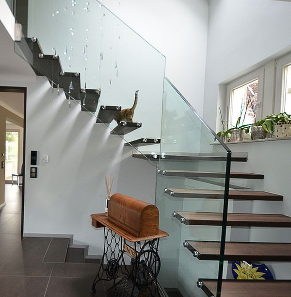 Custom-floating-stairs-decorated-in-a-unique-fashion
