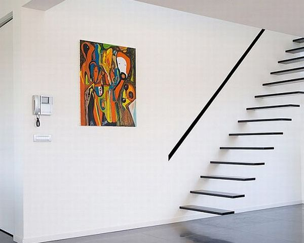 Exquisite-floating-stairway-in-black-a-minimalists-dream