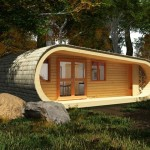 ecoPerch บ้านไม้อนุรักษ์ธรรมชาติ แนวคิดใช้พื้นที่ทุกตารางนิ้วอย่างคุ้มค้า