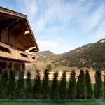 """""""รีสอร์ท 4 ฤดู"""" ณ เทือกเขาแอลป์สวิตเซอร์แลนด์ ไอเดียสร้างบ้านไม้สองชั้นแบบสวยๆ"""