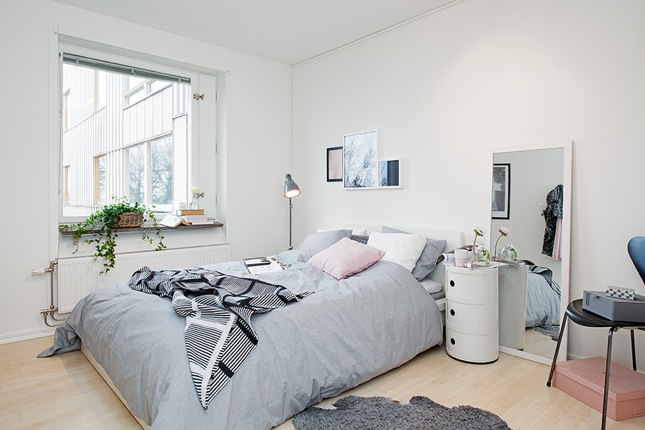 All-White-Bedroom