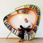 Bookworm ชั้นวางหนังสือสไตล์โมเดิร์น เพื่อการอ่านและการพักผ่อนอย่างลงตัว