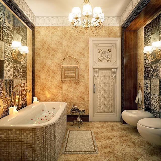 mosaic-bathtub