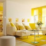แนวทางตกแต่งบ้านให้สวยด้วย สีเหลือง สีมีเอกลักษณ์ที่หลายคนมองข้าม