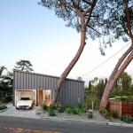 แบบบ้านสองชั้นขนาดเล็กแบบประหยัดพื้นที่ แต่สมบูรณ์แบบเหมือนบ้านหลังใหญ่