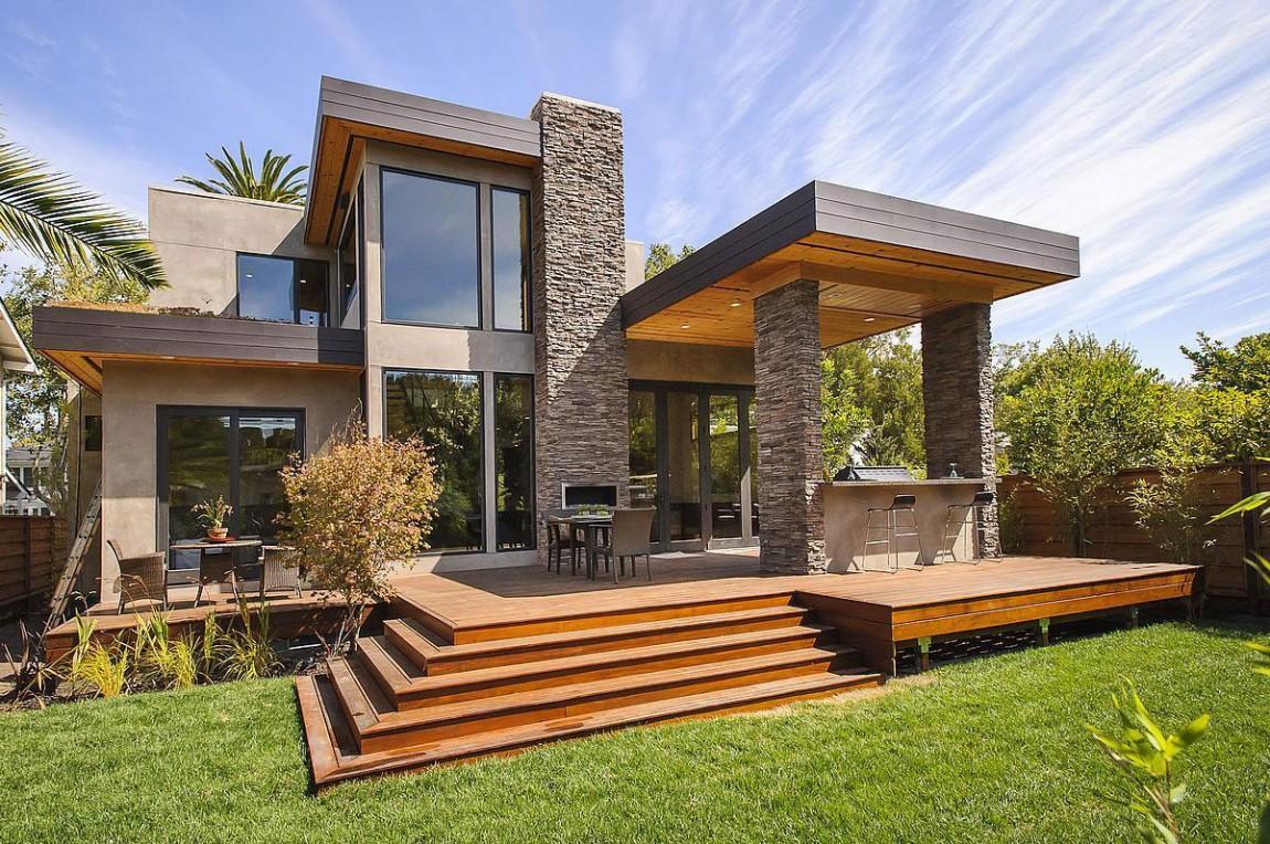 Cladding-And-Backyard