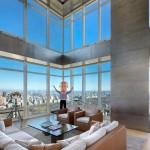 ห้องชุดคอนโดมิเนียมหรู ใจกลางเมืองนิวยอร์กซิตี้ ราคากว่า 3,400 ล้านบาท!!