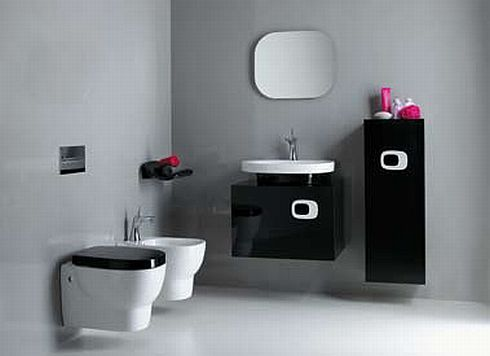 black and white bathroom (2)