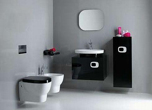 black and white bathroom (2)
