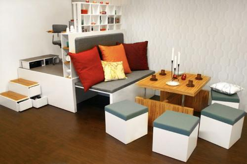 compact living room design (7)