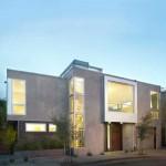แบบบ้านปูนเปลือยสองชั้น ออกแบบแนวโมเดิร์น สวยทั้งภายในและภายนอก