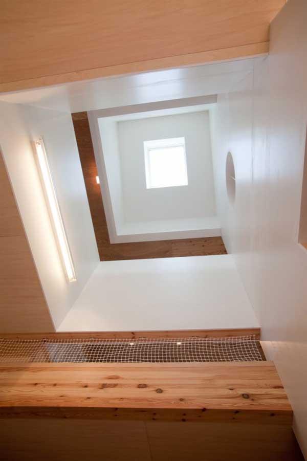 japanese wood townhouse idea (12)