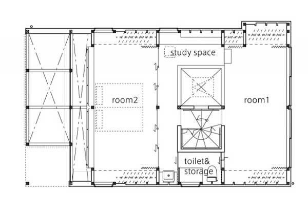 japanese wood townhouse idea (13)