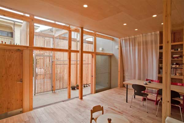 japanese wood townhouse idea (16)