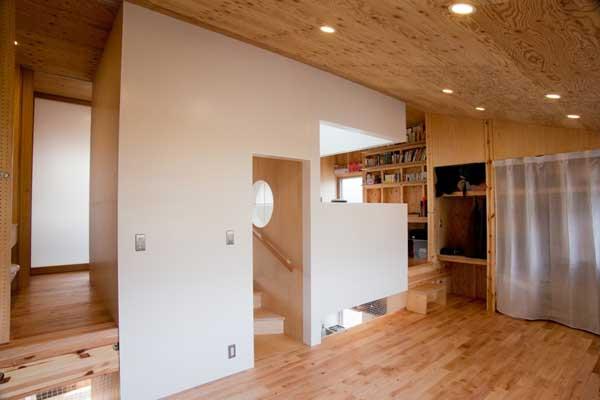 japanese wood townhouse idea (17)