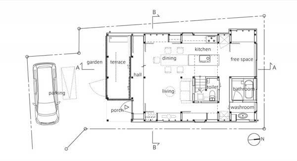 japanese wood townhouse idea (18)