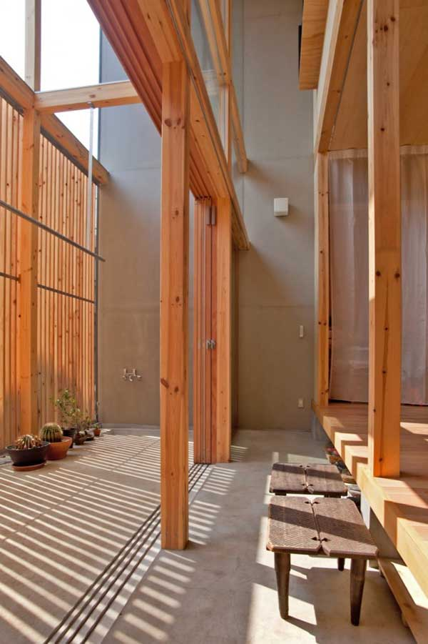 japanese wood townhouse idea (20)