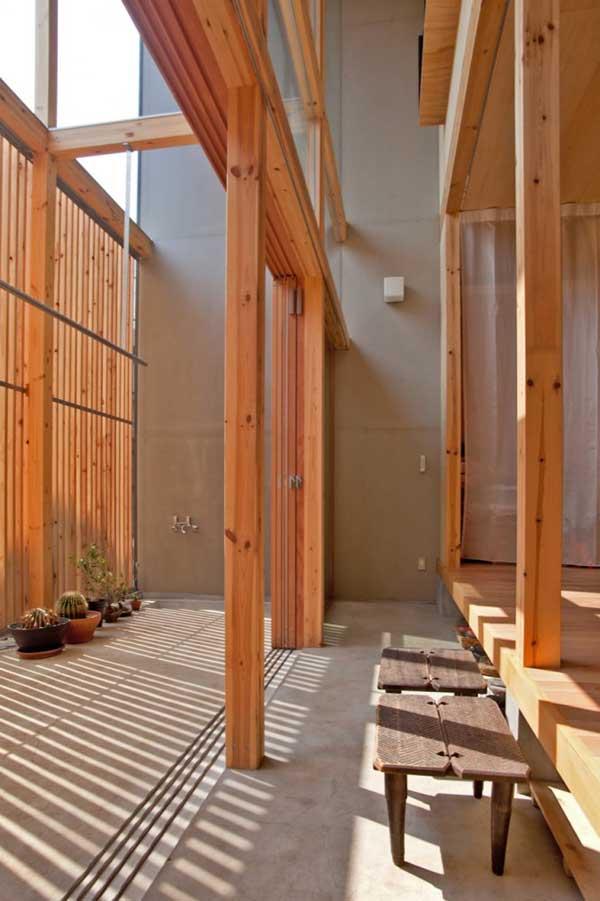 japanese wood townhouse idea (20)