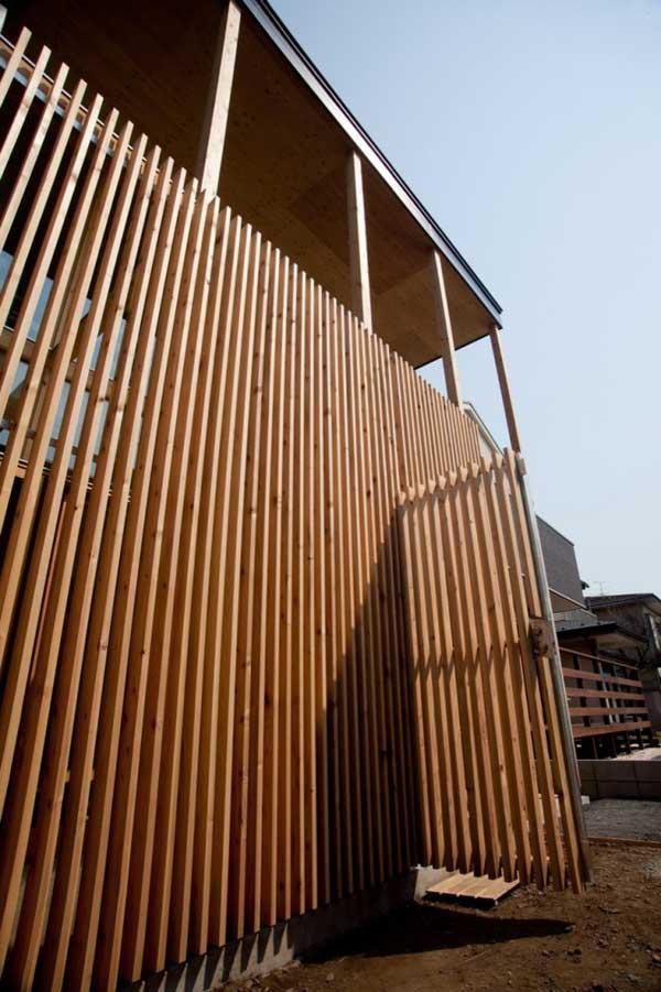 japanese wood townhouse idea (3)