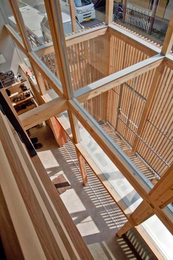 japanese wood townhouse idea (5)