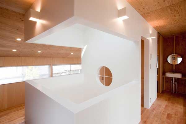 japanese wood townhouse idea (6)