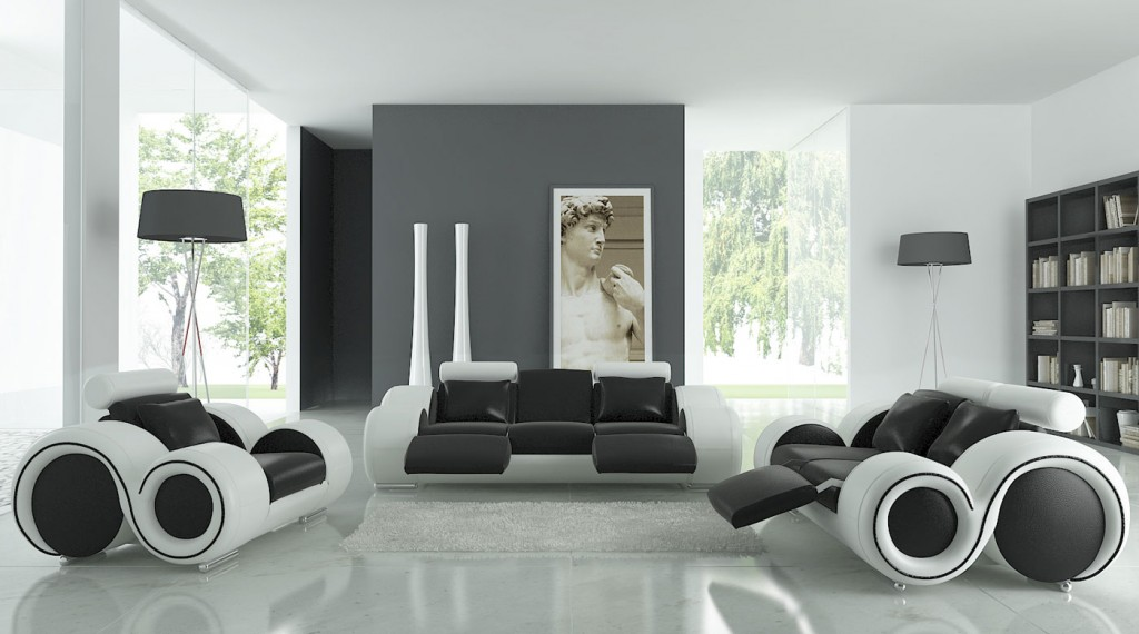 living room black white (1)