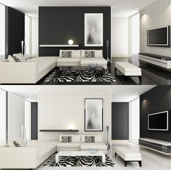 living room black white (8)
