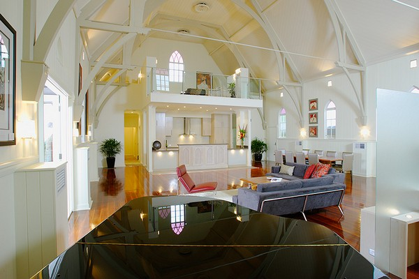 modern contemporary loft home (7)