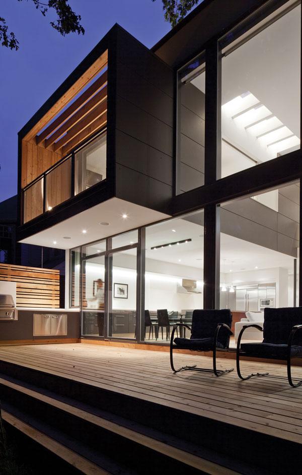 modern house serene beautiful (1)