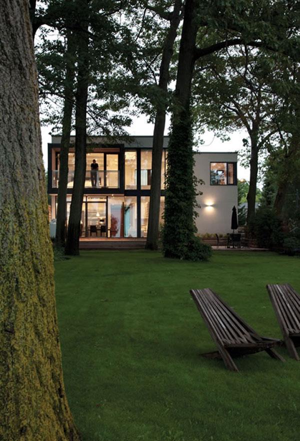modern house serene beautiful (3)