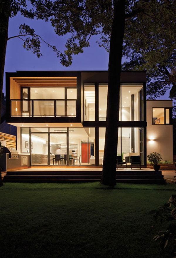 modern house serene beautiful (7)