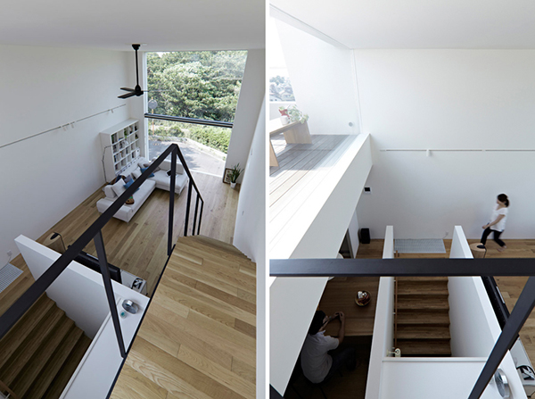 small compact modern house japan (13)